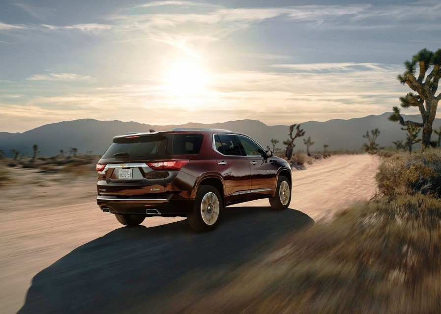 2020 Chevy Traverse Diesel Engine Review