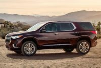 2020 Chevy Traverse: Changes, Hybrid, Release Date
