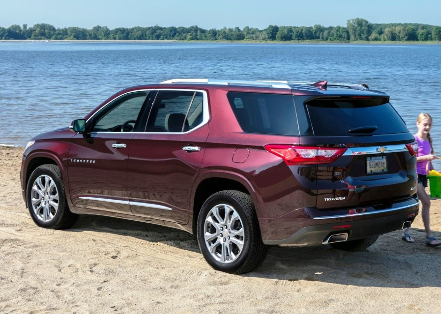 2020 Chevy Traverse Hybrid Engine