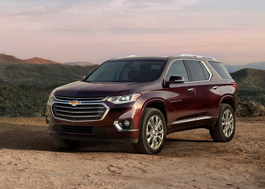 2020 Chevy Traverse Price and Release Date
