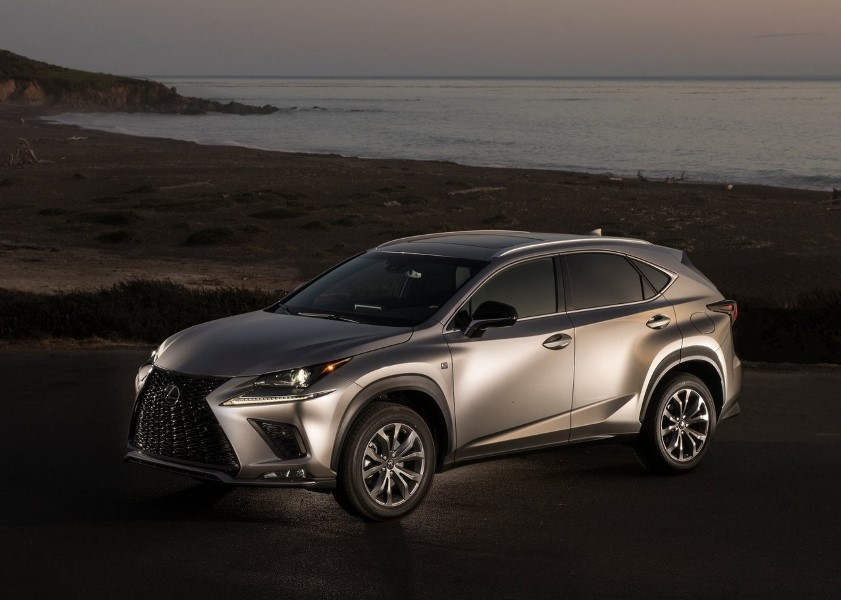 2020 Lexus NX SUV Redesign & Improvement
