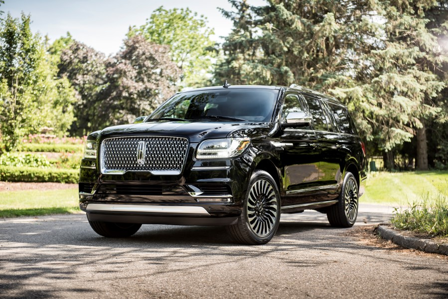 2020 Lincoln Navigator Black Label Package