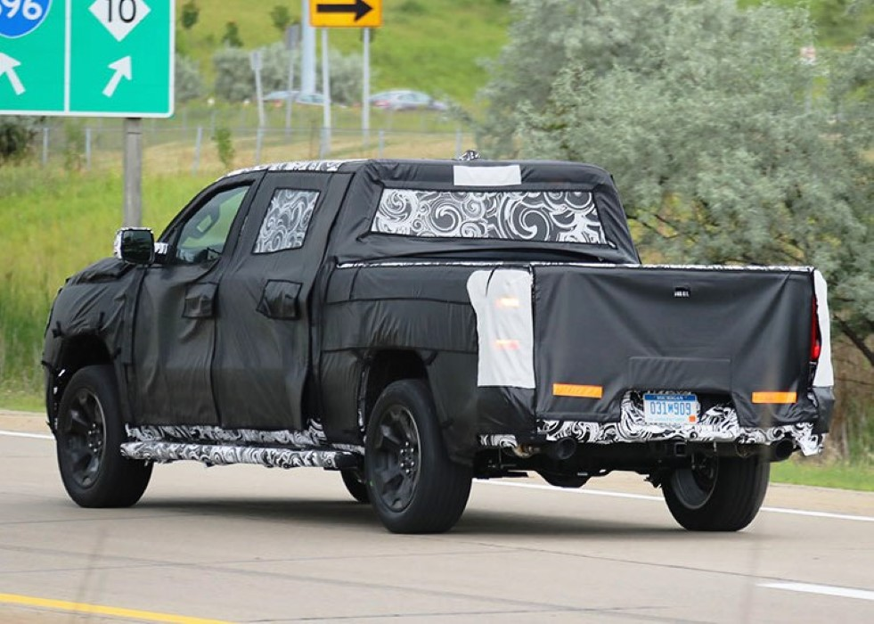 2020 Ram 2500 Redesign & Changes Platform