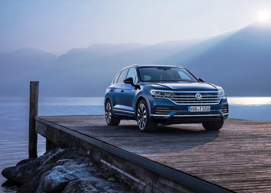 2020 VW Touareg For Sale & Lease Options