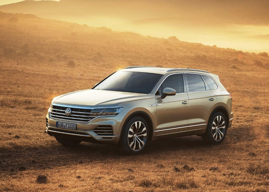 2020 VW Touareg Price & Equipment