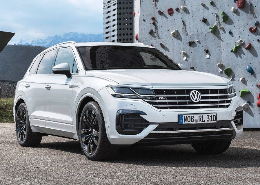 2020 VW Touareg Price in USA & Canada