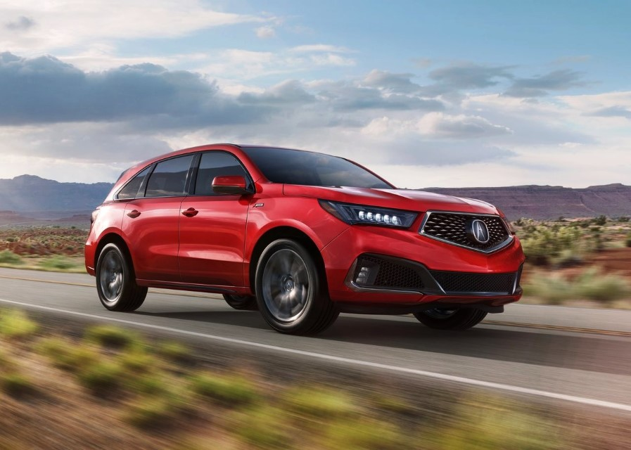 2021 Acura MDX Changes & Restyling