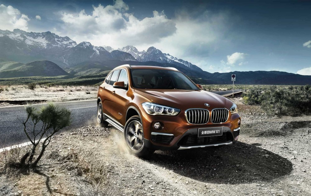 2020 BMW X1 Ground Clearance