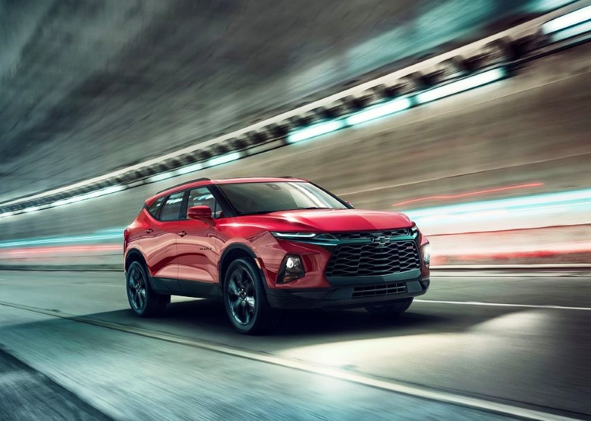 2020 Chevy Blazer Price and Equipment