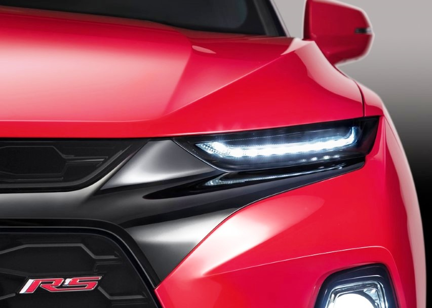 2020 Chevy Blazer Redesign & Changes