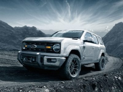 2020 Ford Bronco Redesign: Specs, Price & Release Date