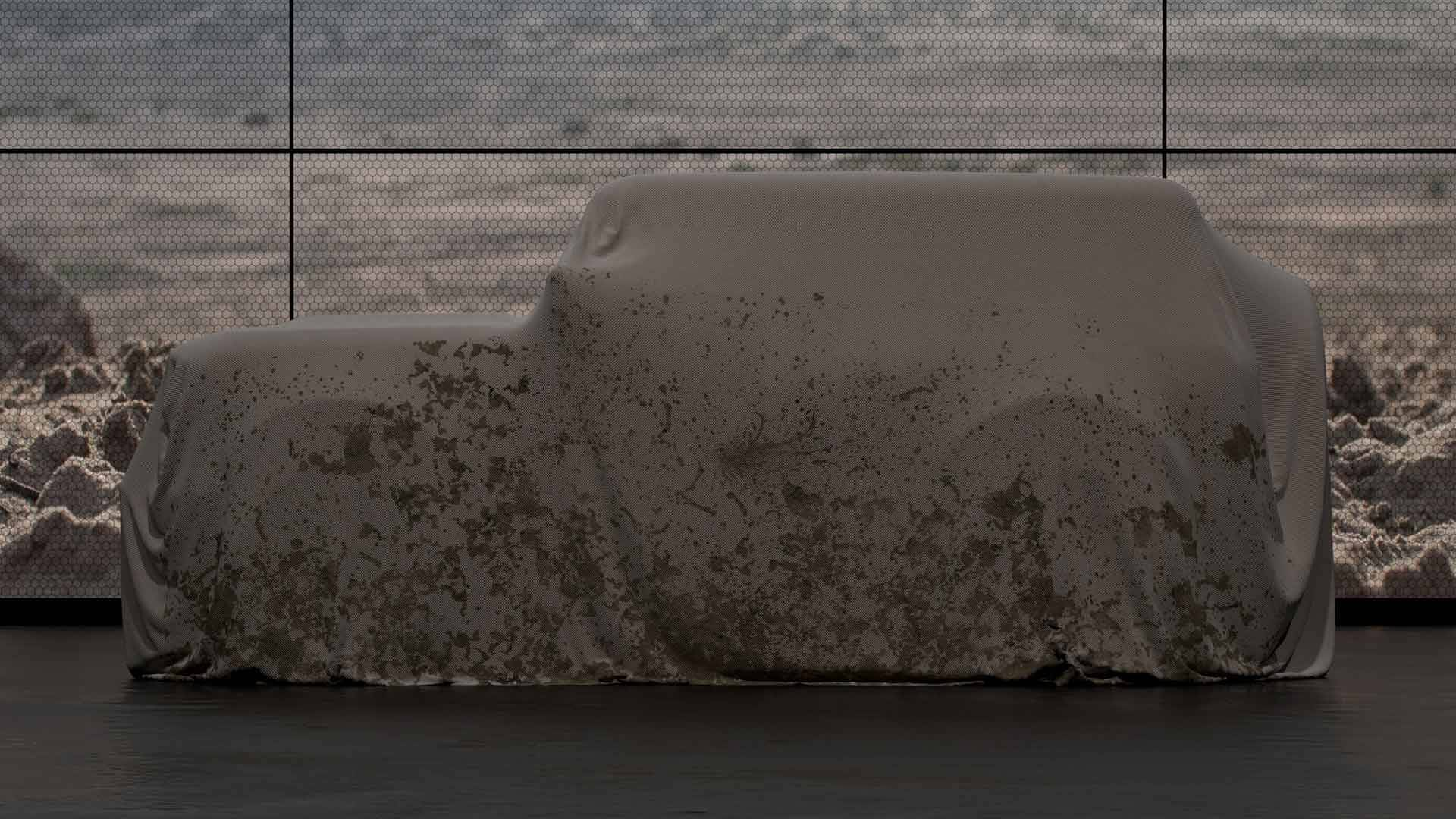 2020 Ford Bronco Debut