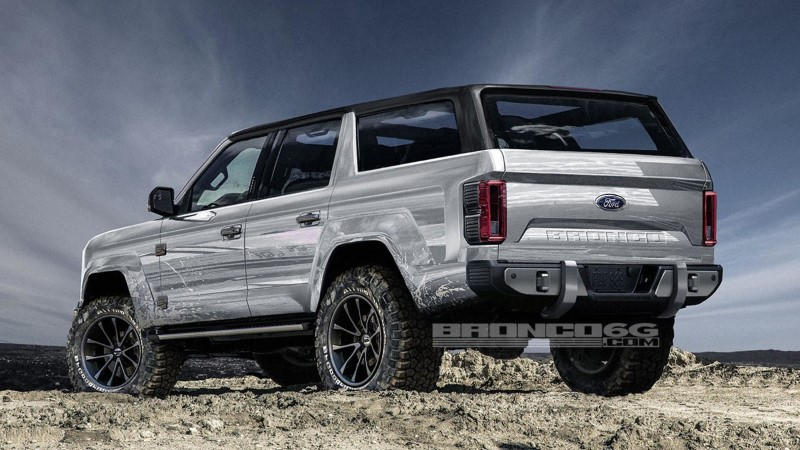 2020 Ford Bronco Engine Specs