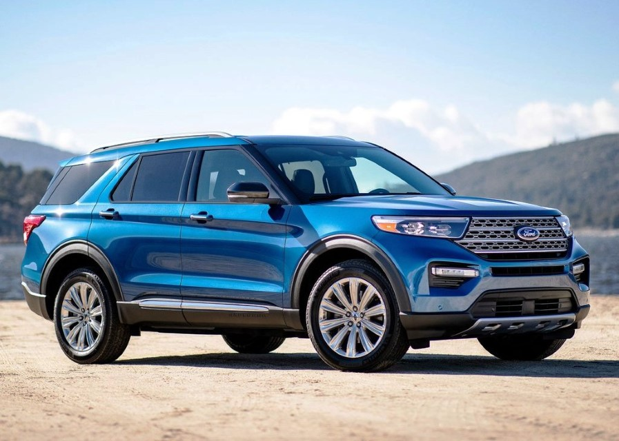 2020 Ford Explorer Release Date & Price