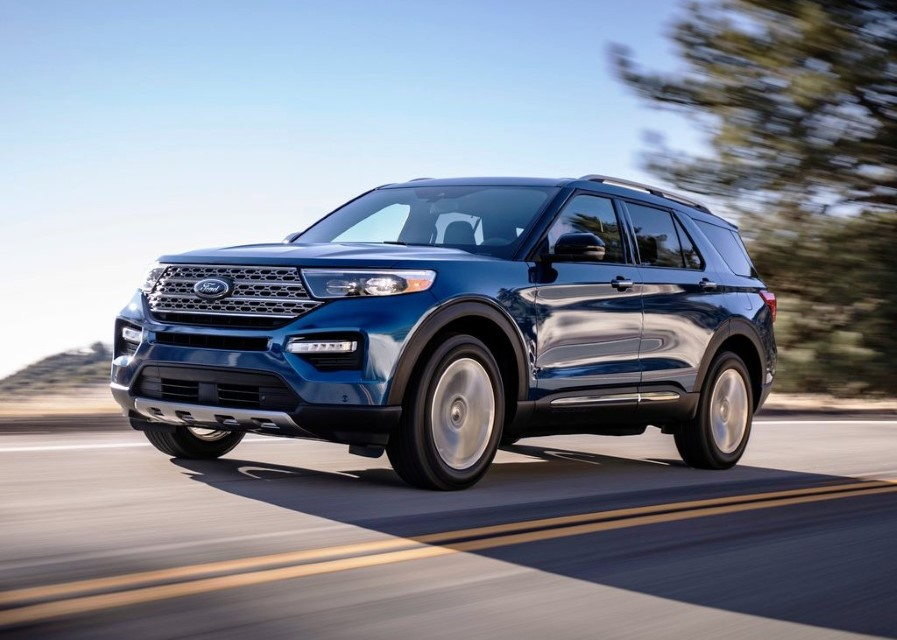 2020 Ford Explorer Sport Performance & Price