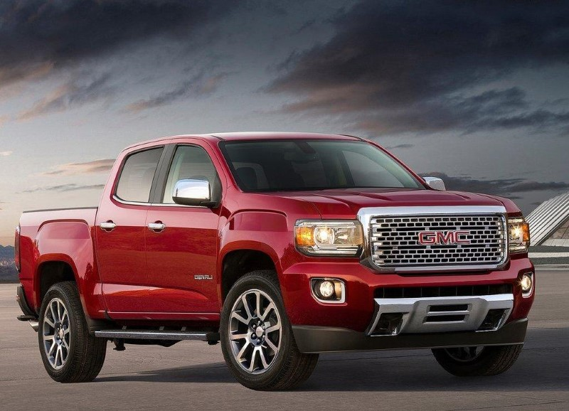 2020 GMC Canyon Changes and Redesign Exterior