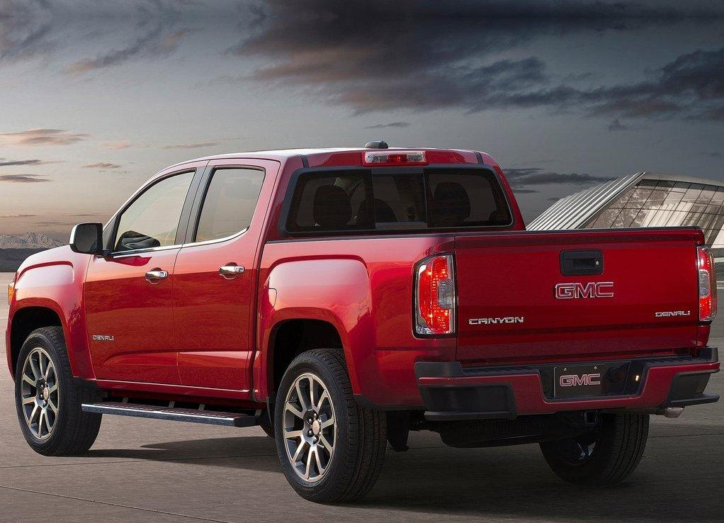 2020 GMC Canyon Diesel Engine Performance