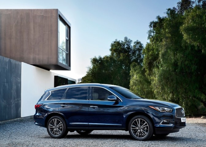 2020 Infiniti QX60 Specs and Wheel Size