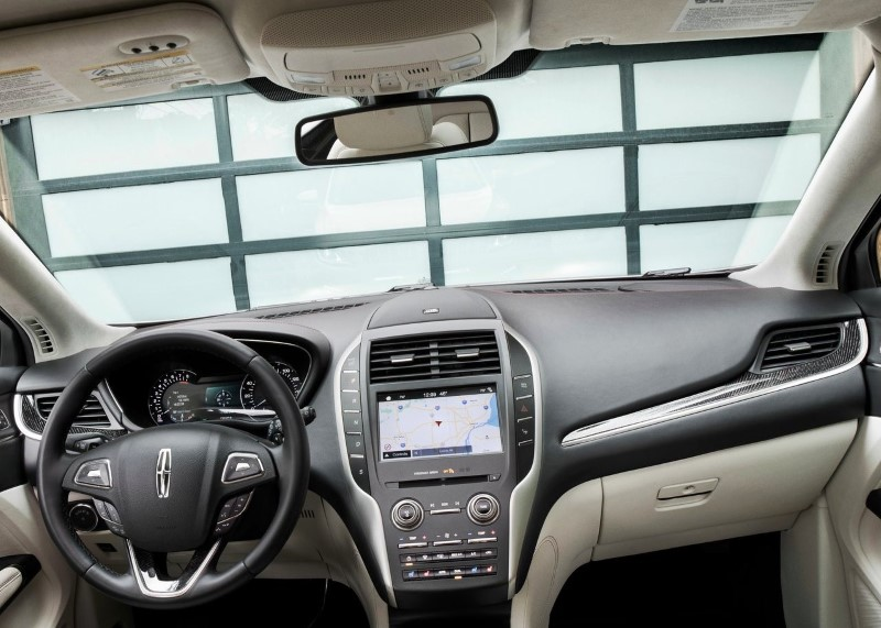 2020 Lincoln MKC Interior Features
