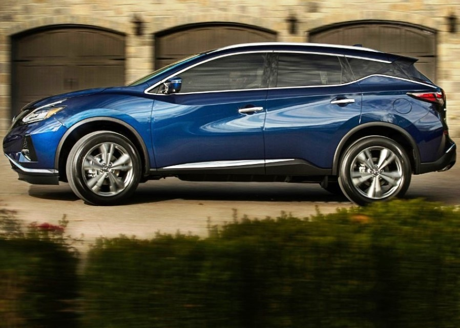 2020 Nissan Murano Redesign Specs Price Best Japanese Cuv