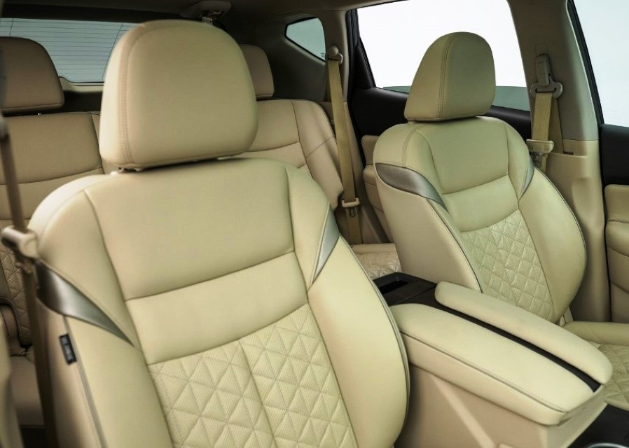 2020 Nissan Murano Seating Capacity