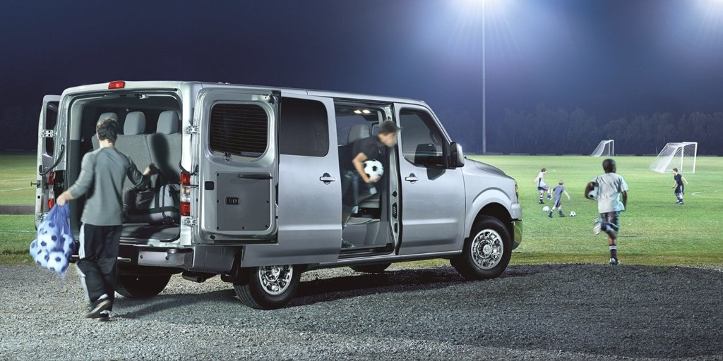 2020 Nissan NV3500 Passenger VAN Review