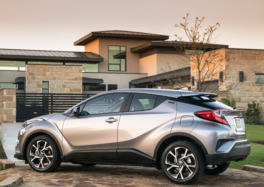 2020 Toyota C-HR Hybrid Price in USA