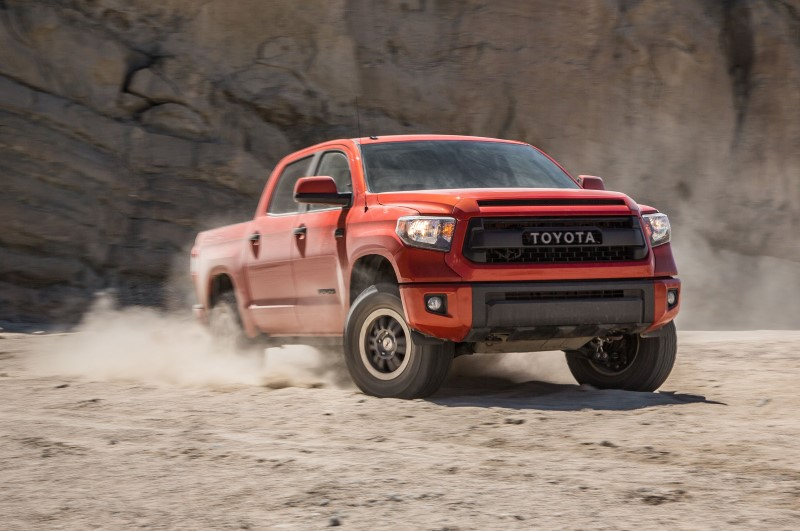 2020 Toyota Tundra Diesel Rumors; Hybrid AWD Engines