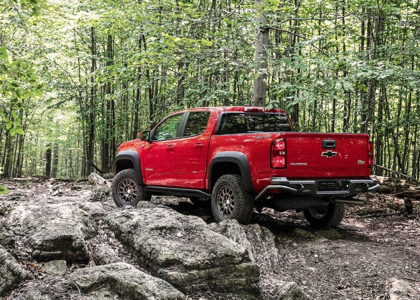 New Chevy Colorado is Best Truck Lease Deals Right Now