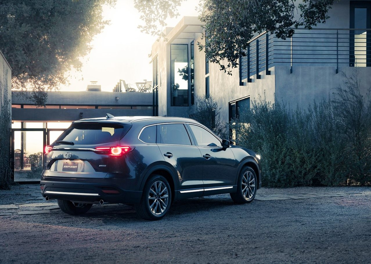 New Mazda CX-9 Best Crossover to lease in Australia