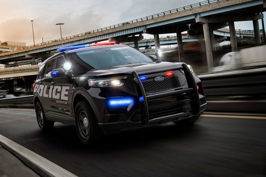 2019 Ford Explorer Police Interceptor Package