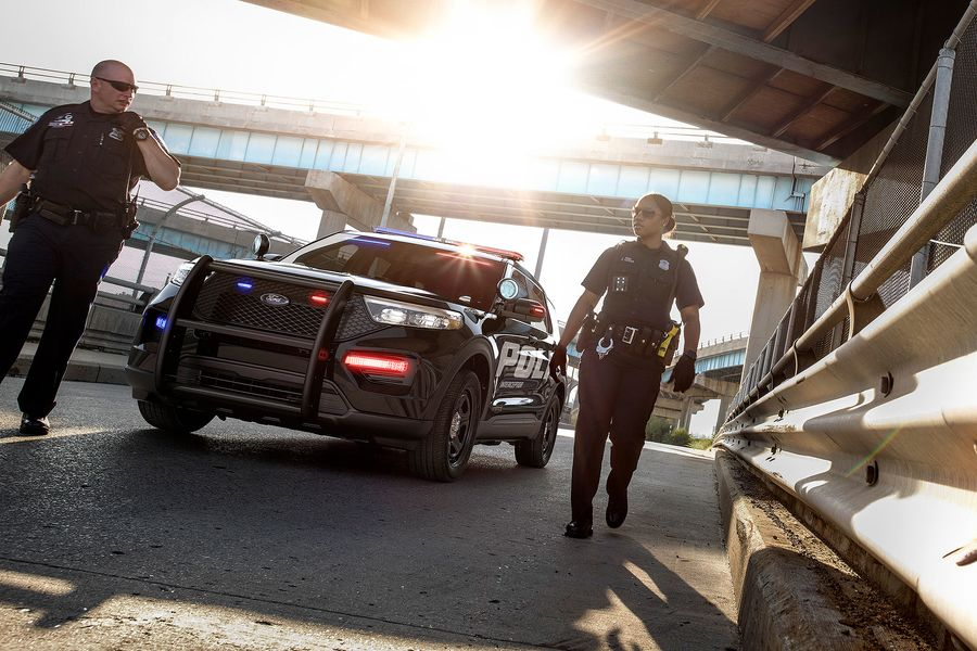 2019 Ford Explorer Police Interceptor Specs