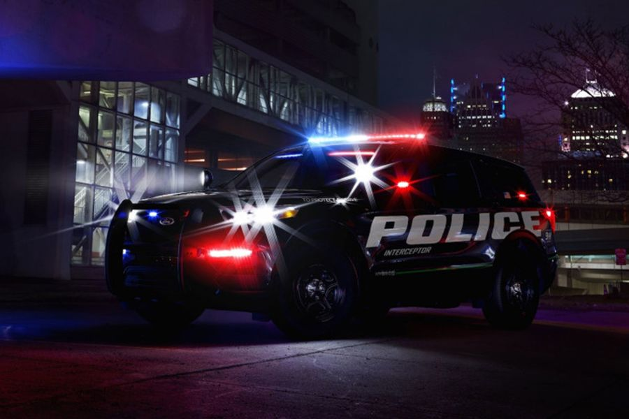 Ford Explorer Police Interceptor Hybrid