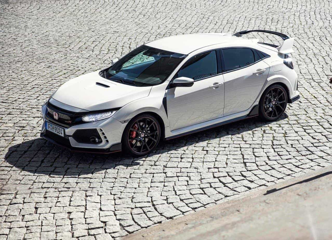 2020 Honda Civic Type-R Horsepower and MPG