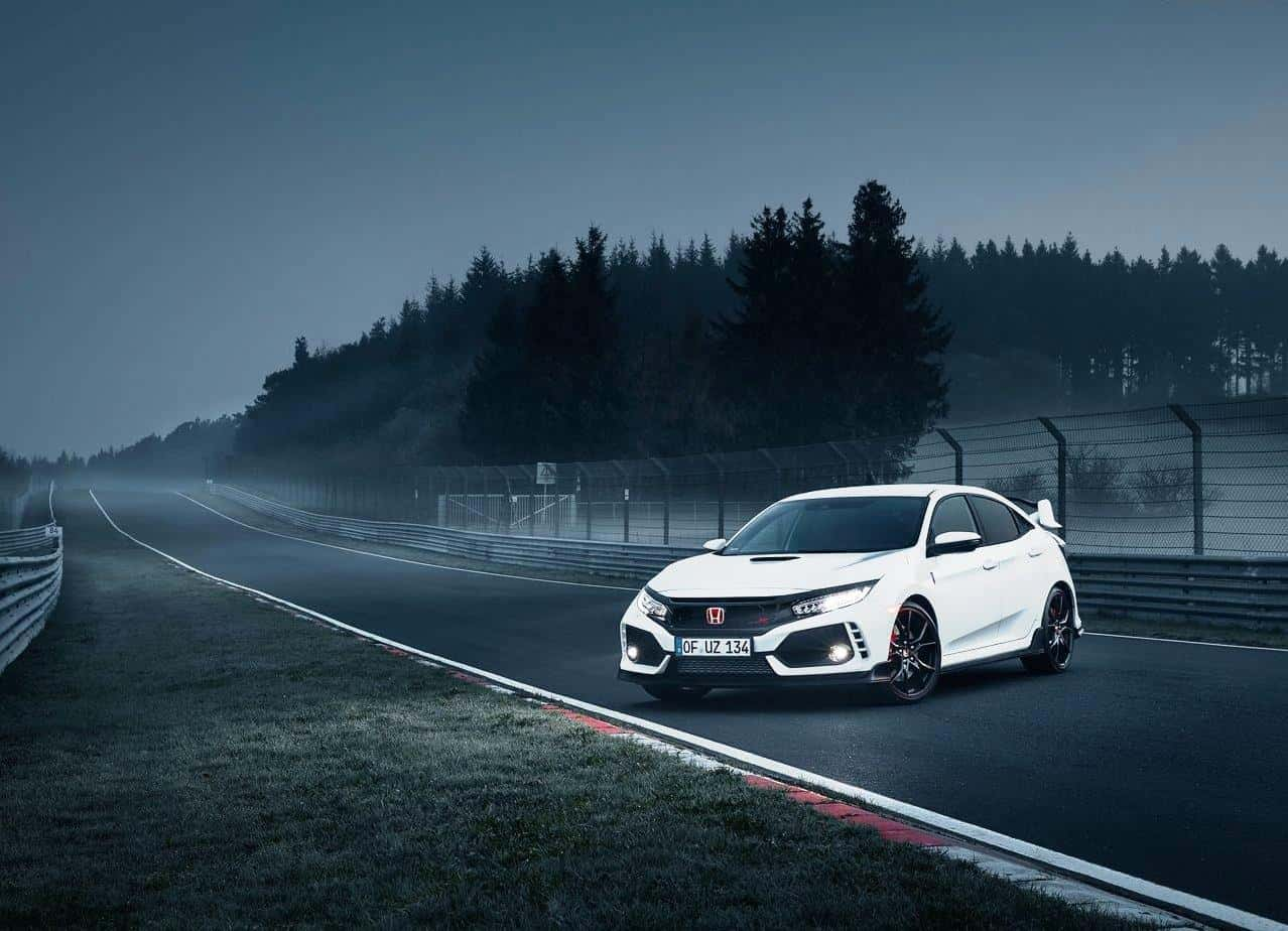 2020 Honda Civic Type-R Specs