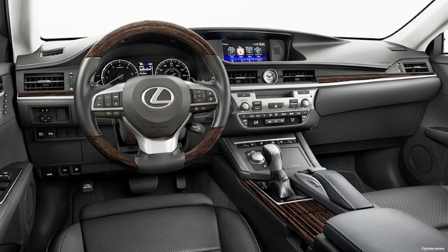 2020 Lexus ES 350 Photos Interior