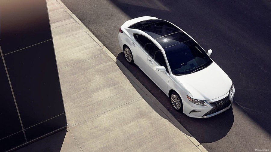 2020 Lexus ES 350 Redesign and Updates