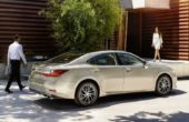 2020 Lexus ES Coupe Changes Exterior