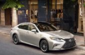 2020 Lexus ES Sedan AWD Engine Changes