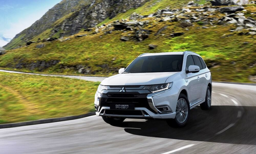 2020 Mitsubishi Outlander PHEV MSRP & Availability