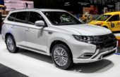 2020 Mitsubishi Outlander Redesign and Changes