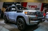 2020 Toyota Land Cruiser Prado Release Date and Price