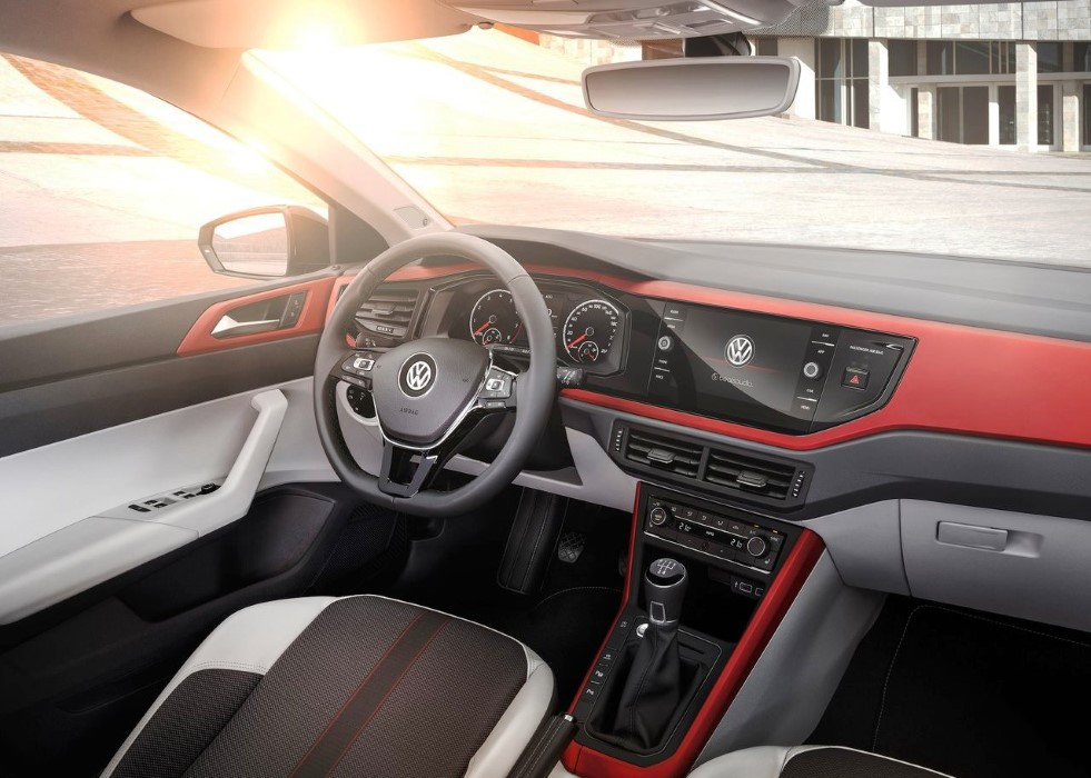 2020 VW Polo Interior Updates