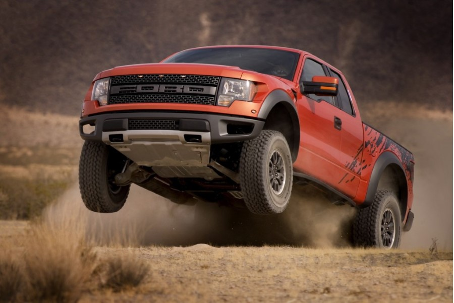 Ford Pickup truck With 6.2-liter Ford Engine Performances