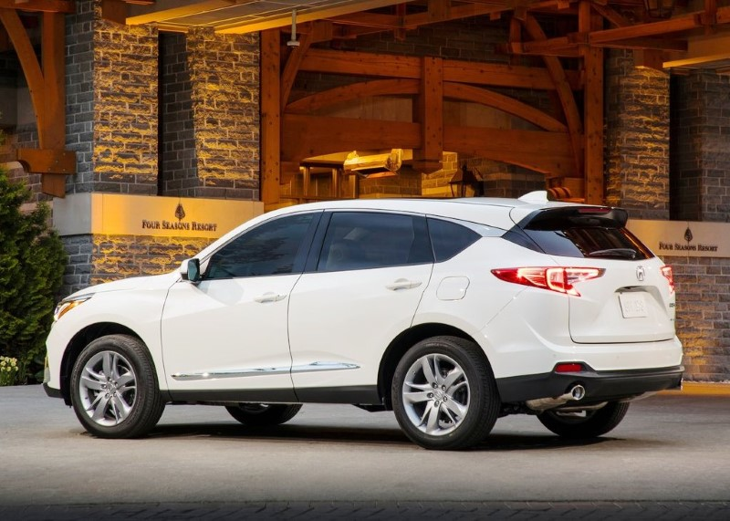 2020 Acura RDX White Colors