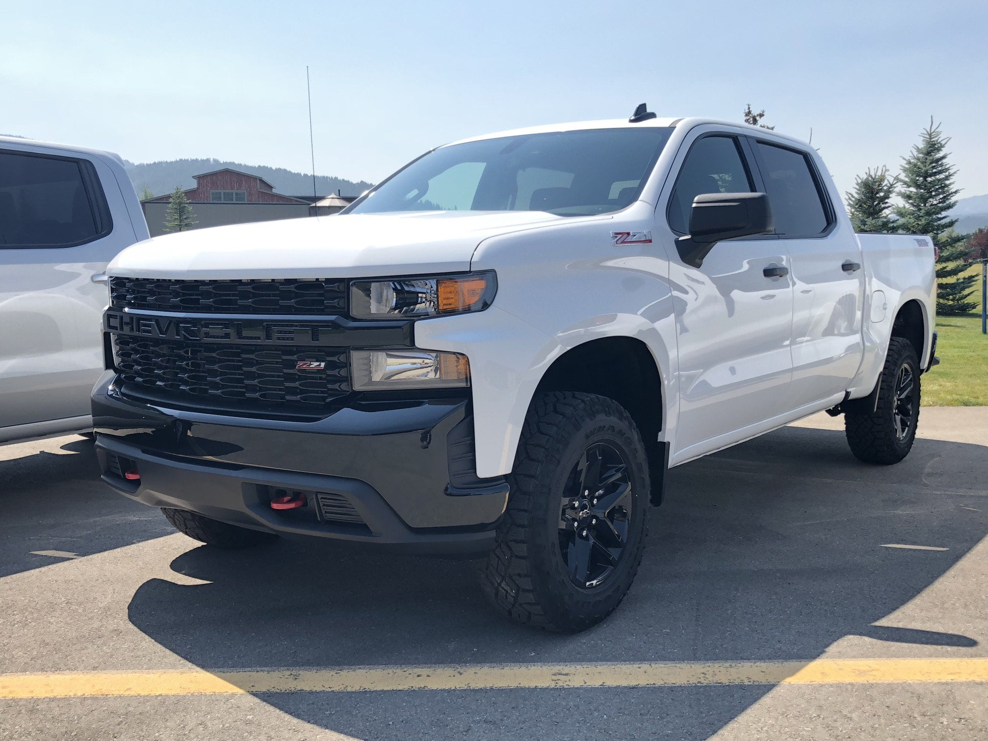 2020 Chevy Silverado Trailboss Z71 Review