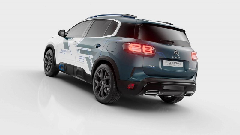 2020 Citroen C5 Aircross Hybrid Price & Equipment