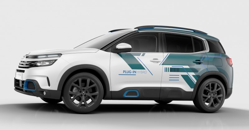 2020 Citroen C5 Aircross Hybrid Release date & Price