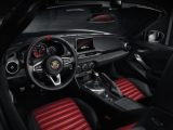 2020 Fiat 124 Spider Abarth Interior Changes