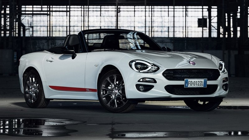 2020 Fiat 124 Spider Abarth USA Release Date